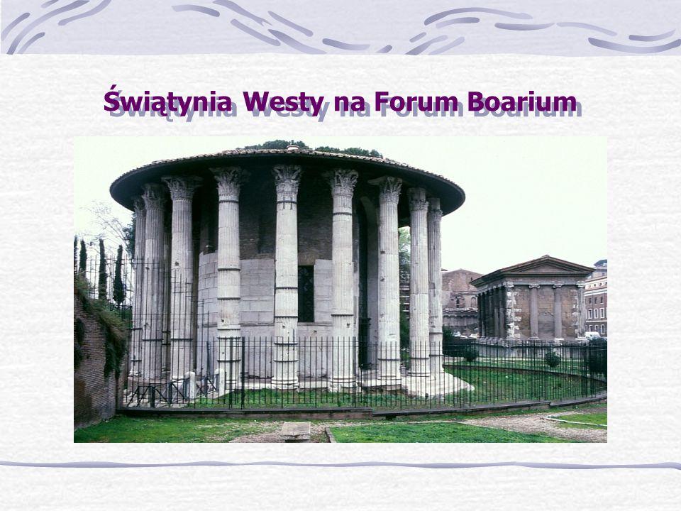 Świątynia Westy na Forum Boarium