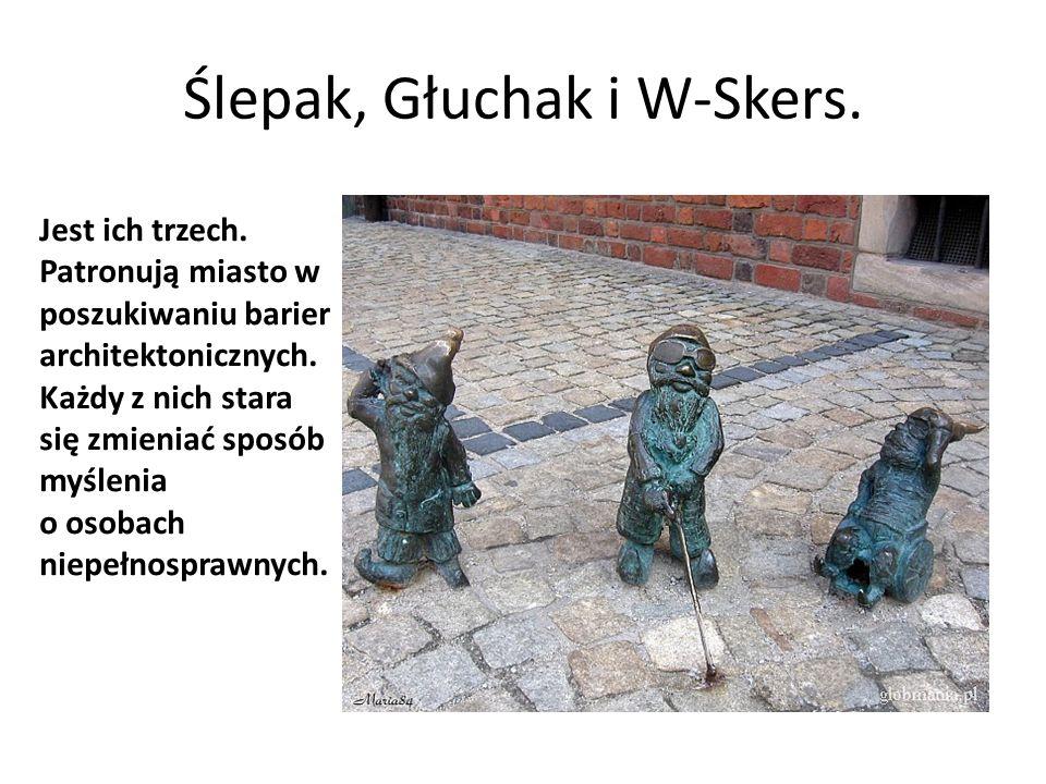 Ślepak, Głuchak i W-Skers.