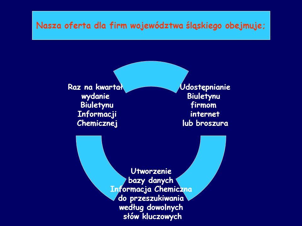 Nasza oferta dla firm województwa śląskiego obejmuje;