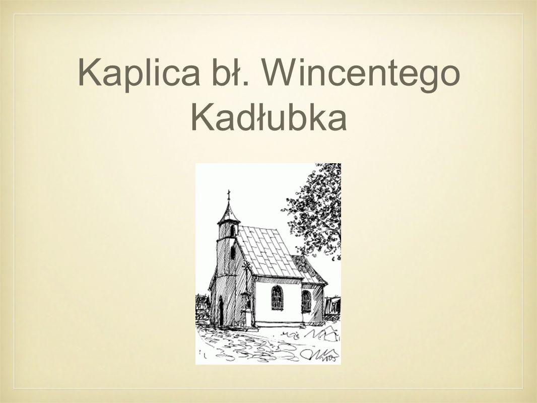 Kaplica bł. Wincentego Kadłubka