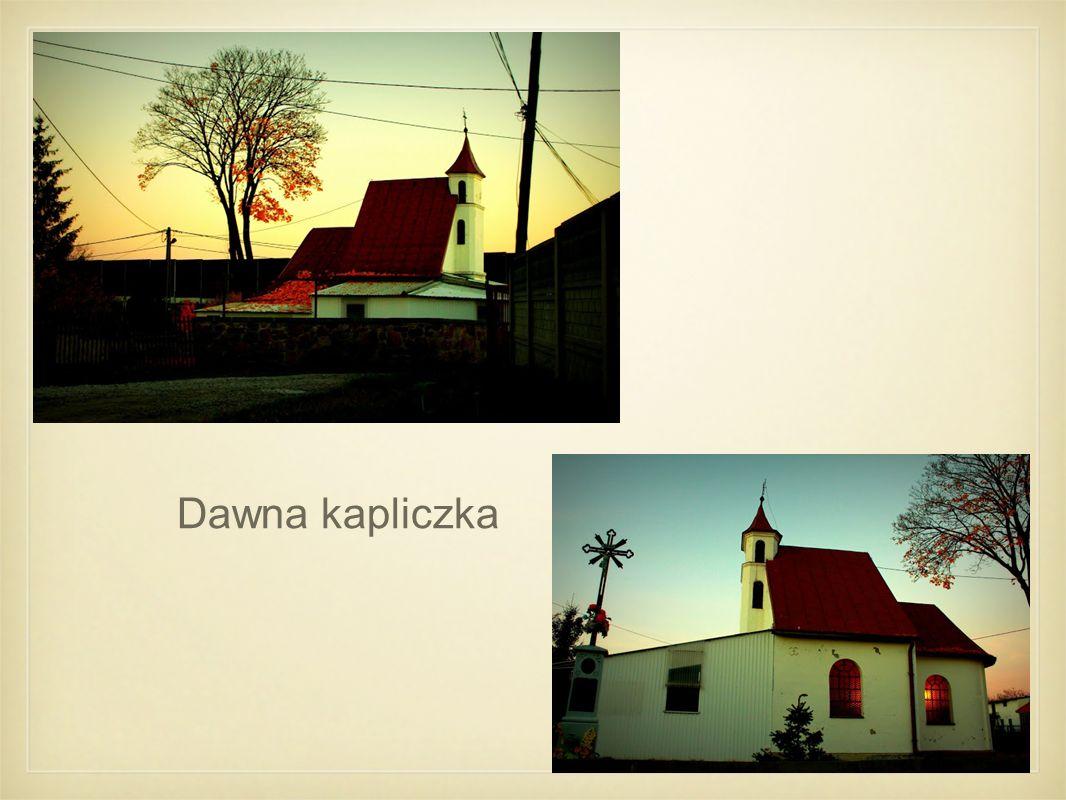 Dawna kapliczka