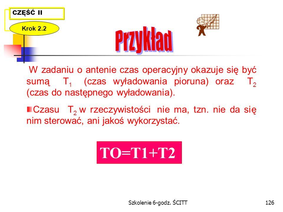 CZĘŚĆ II Krok 2.2. Przykład.