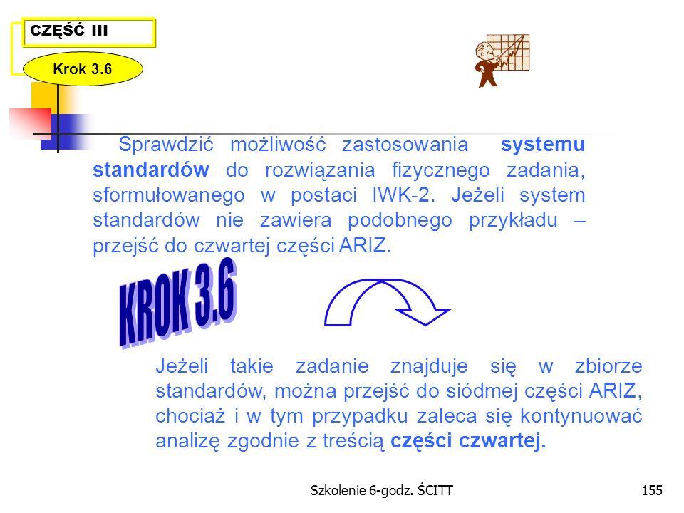 CZĘŚĆ III Krok 3.6.