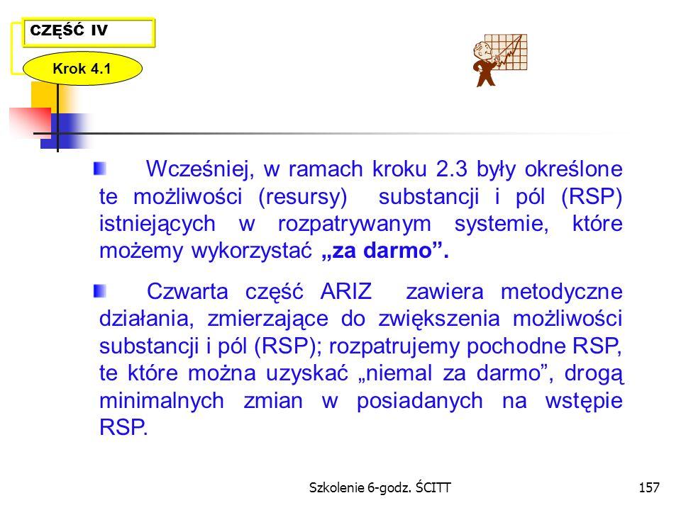 CZĘŚĆ IV Krok 4.1.