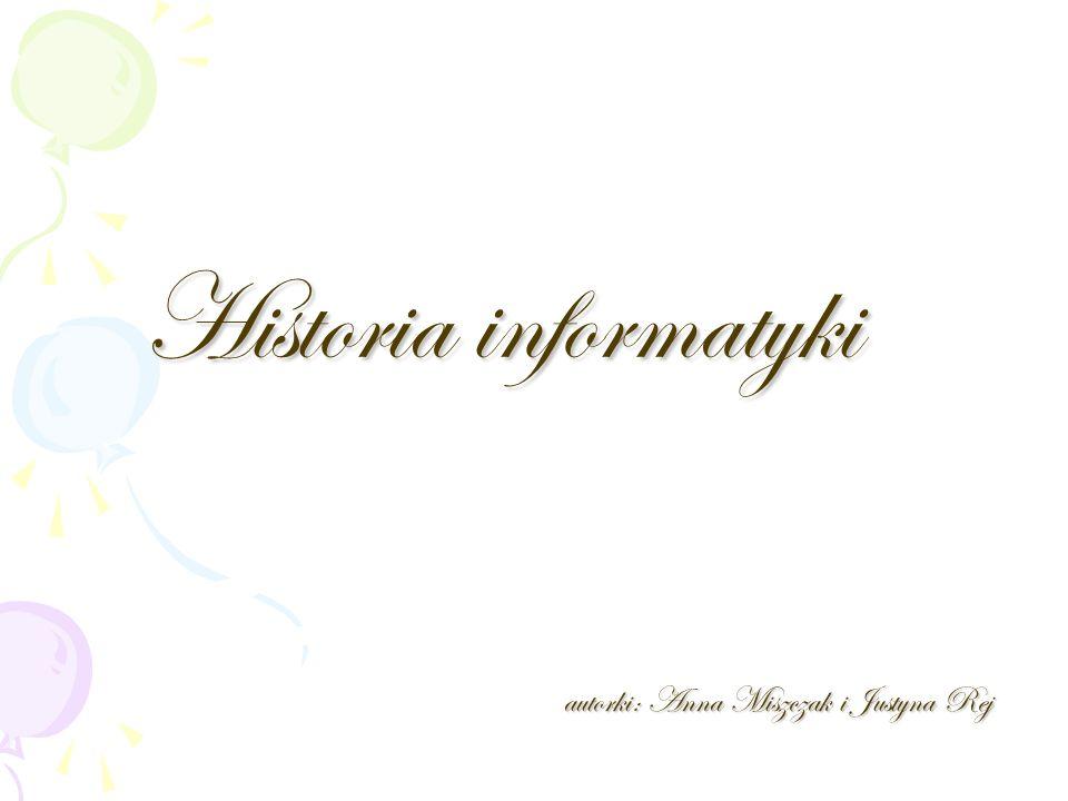 autorki: Anna Miszczak i Justyna Rej