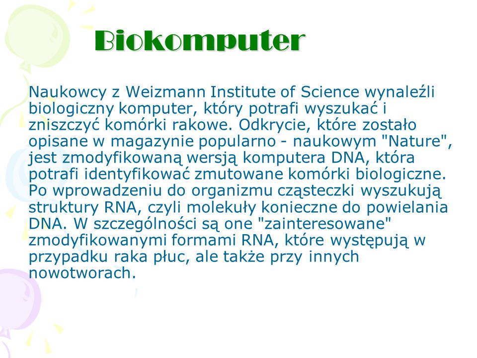Biokomputer