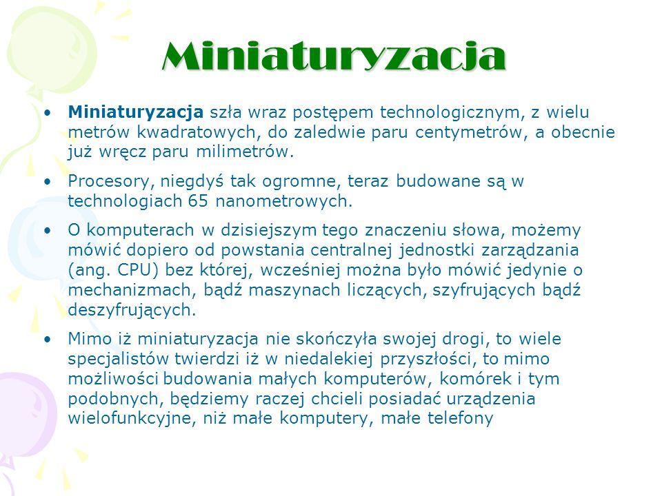 Miniaturyzacja