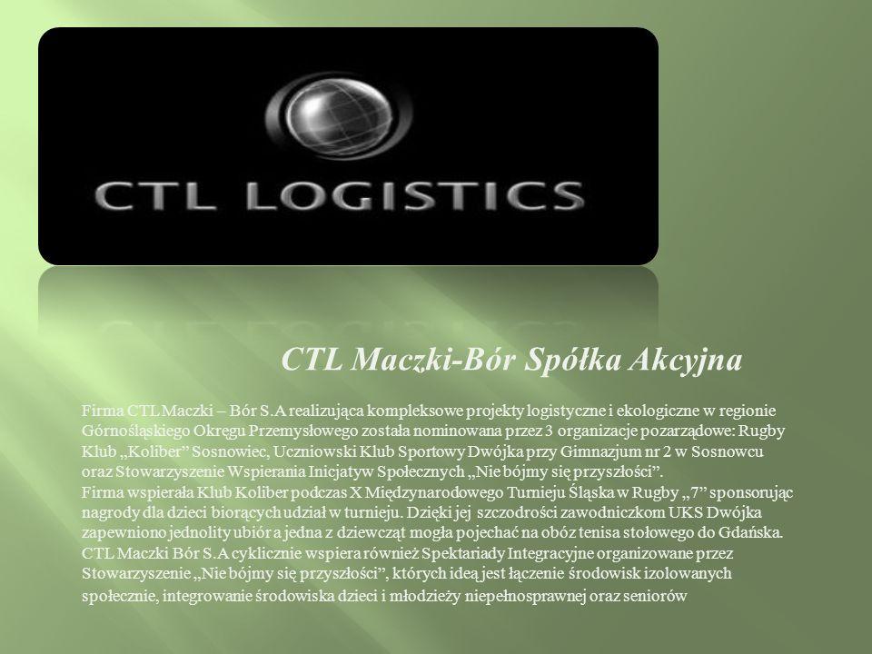 CTL Maczki-Bór Spółka Akcyjna