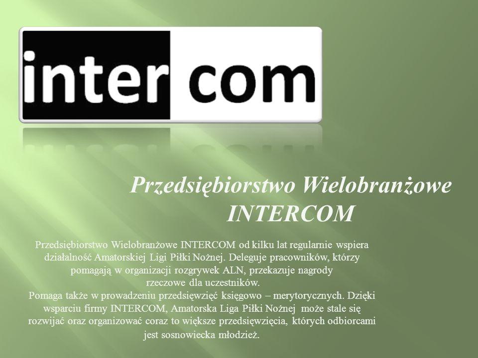 Przedsiębiorstwo Wielobranżowe INTERCOM