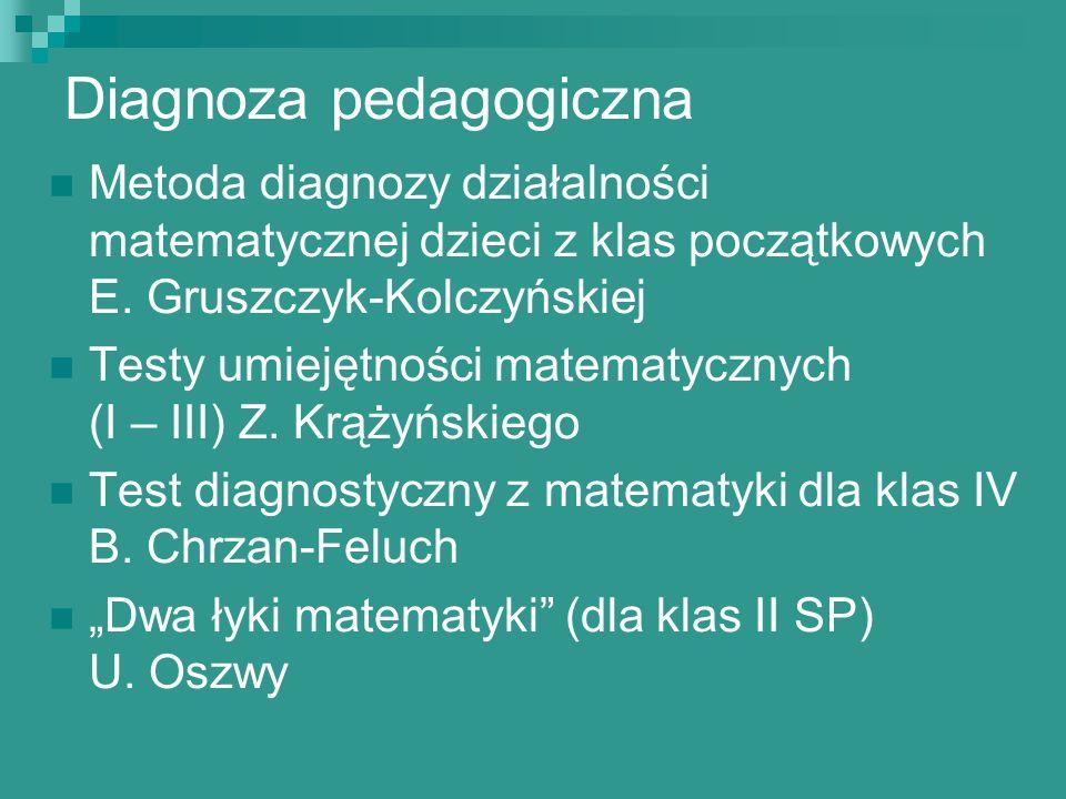 Diagnoza pedagogiczna