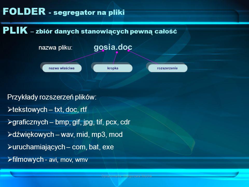 FOLDER - segregator na pliki