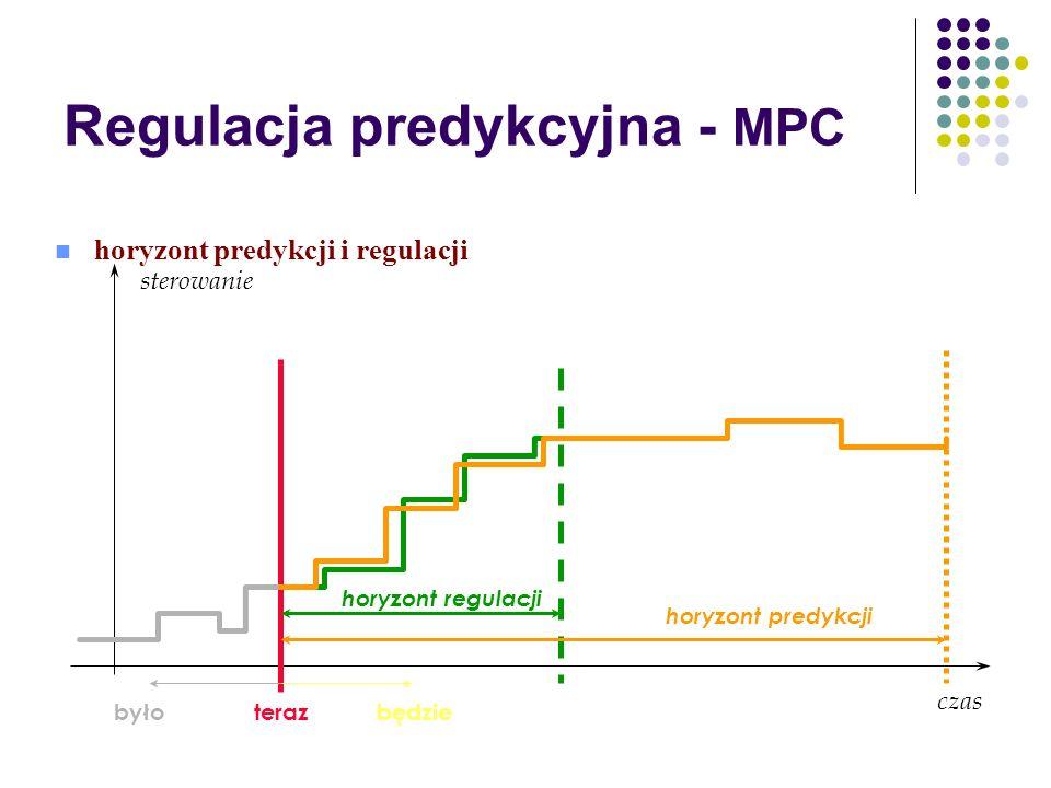 Regulacja predykcyjna - MPC