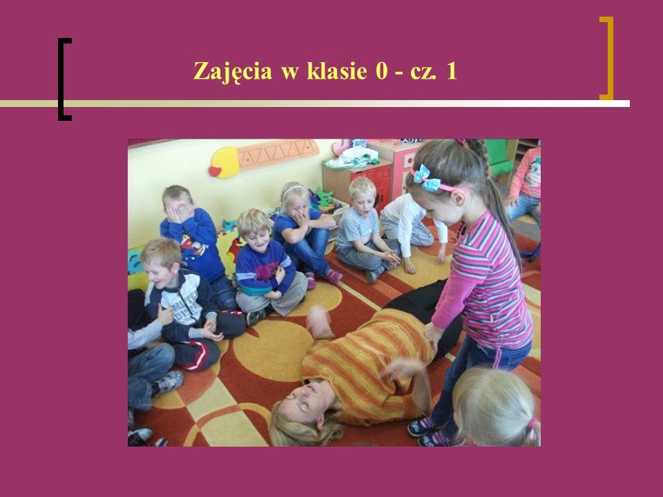 Zajęcia w klasie 0 - cz. 1