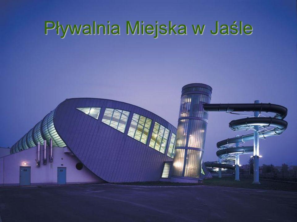 Pływalnia Miejska w Jaśle