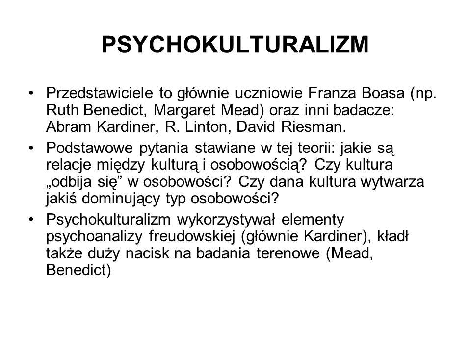 PSYCHOKULTURALIZM