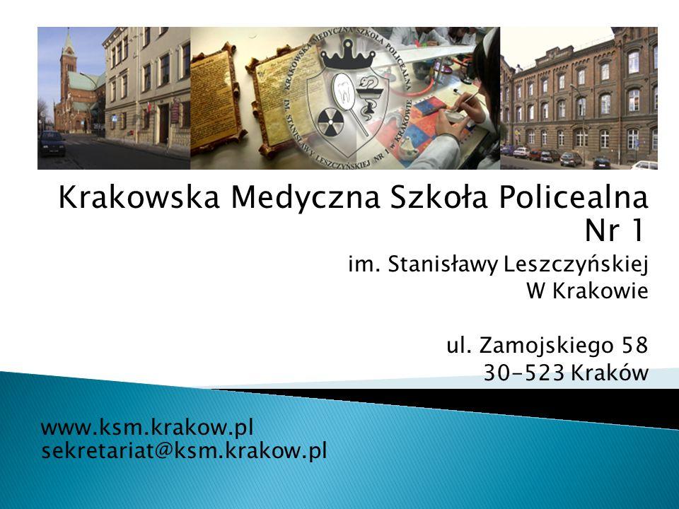 Krakowska Medyczna Szkoła Policealna Nr 1