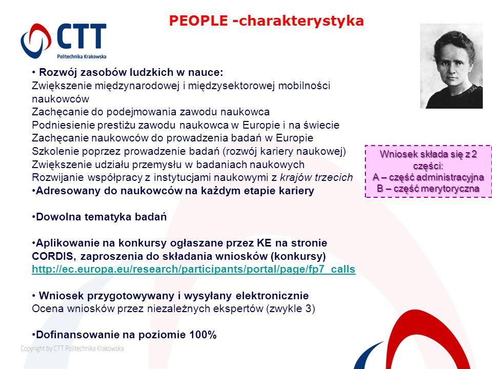 PEOPLE -charakterystyka