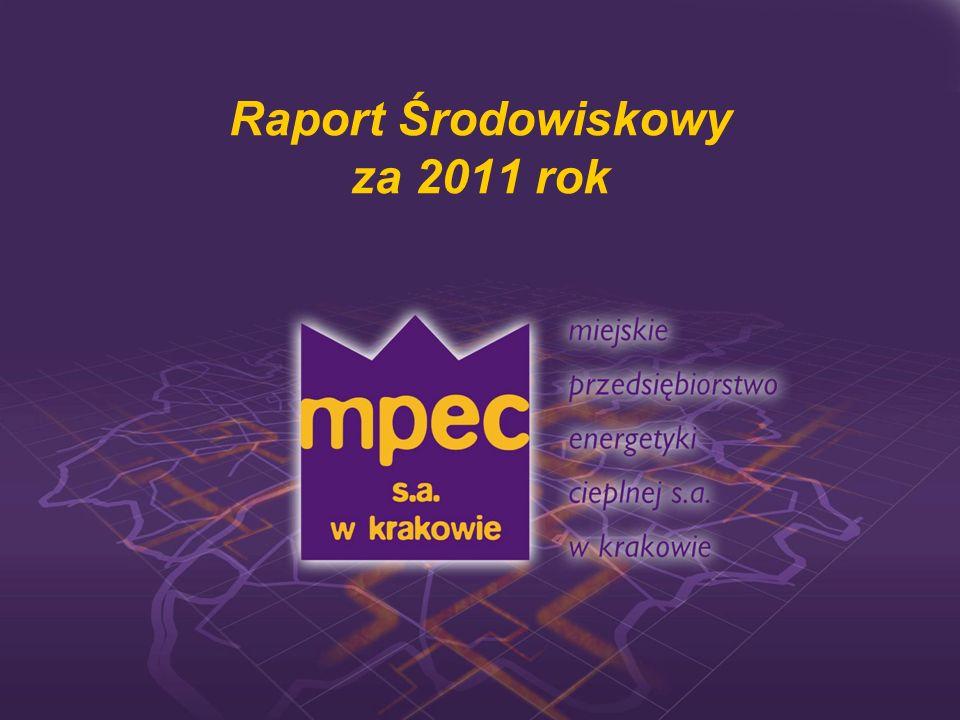 Raport Środowiskowy za 2011 rok