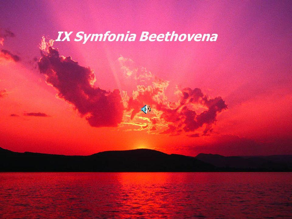 IX Symfonia Beethovena