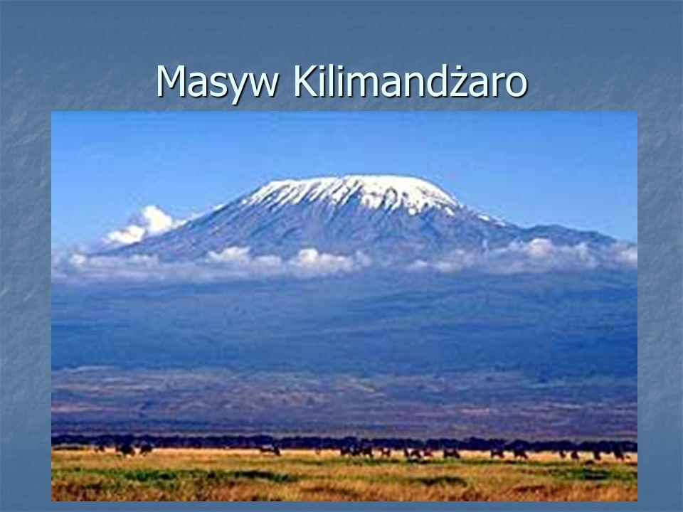 Masyw Kilimandżaro