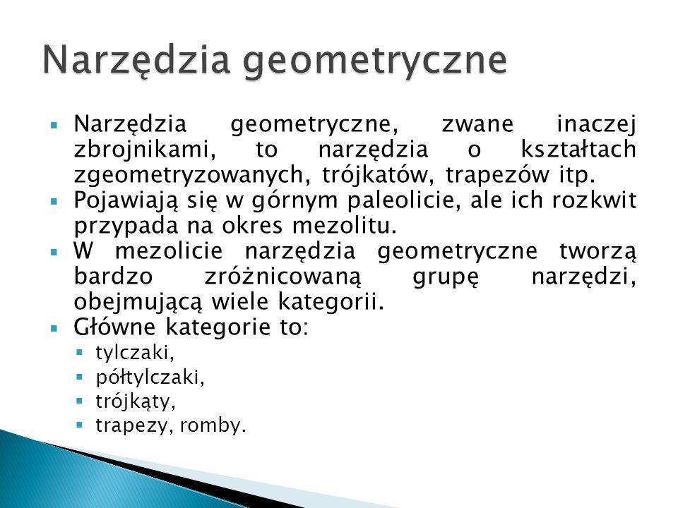 Narzędzia geometryczne