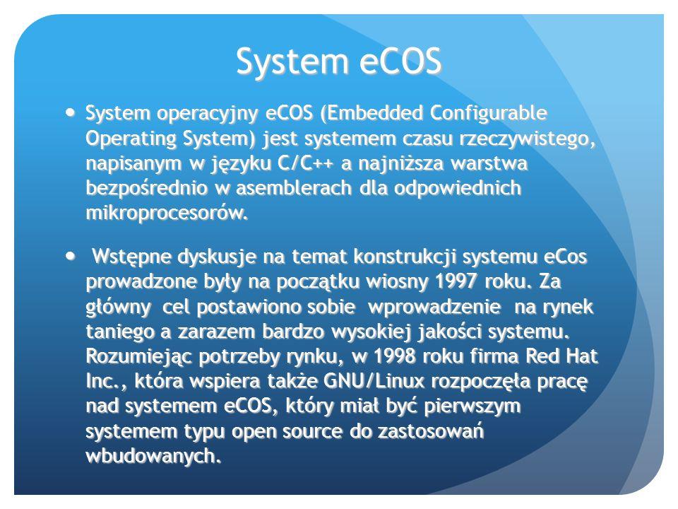 System eCOS