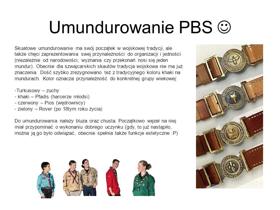 Umundurowanie PBS 