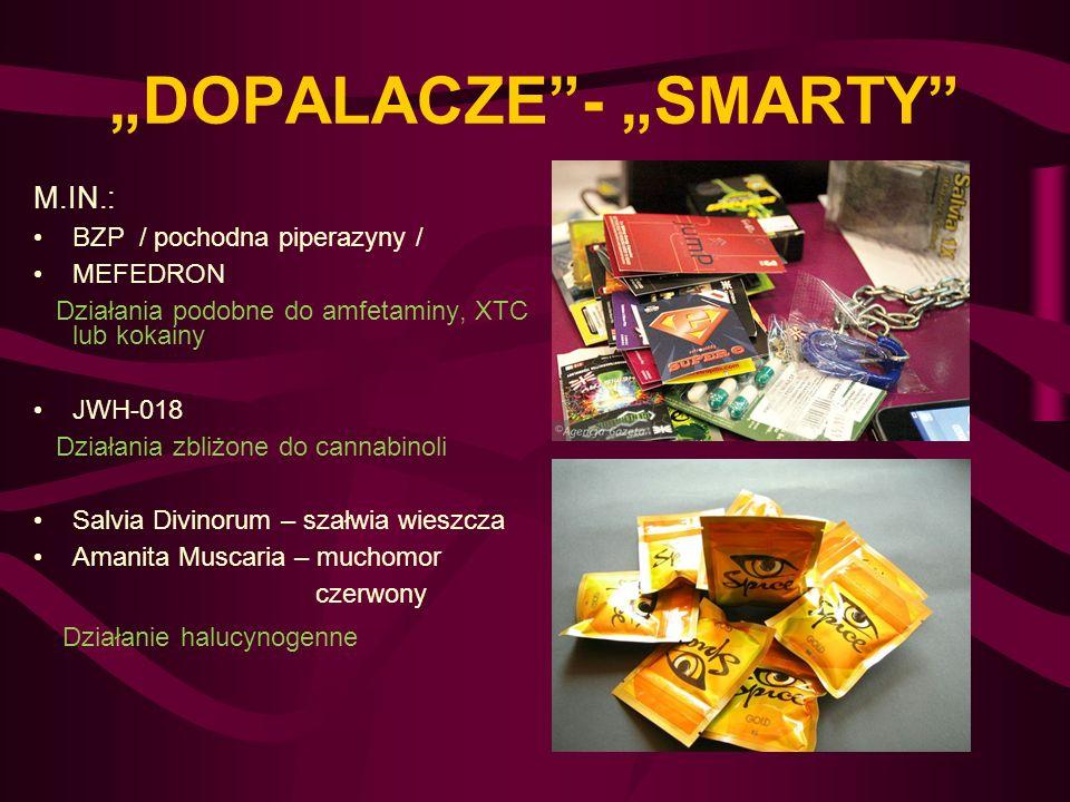 """""""DOPALACZE - """"SMARTY"""