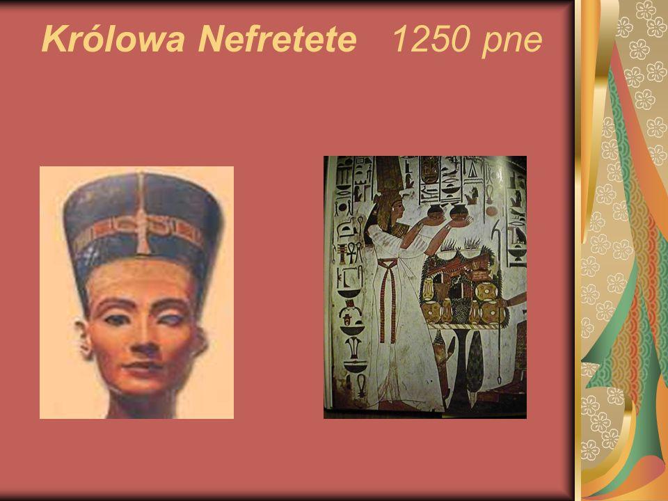 Królowa Nefretete 1250 pne
