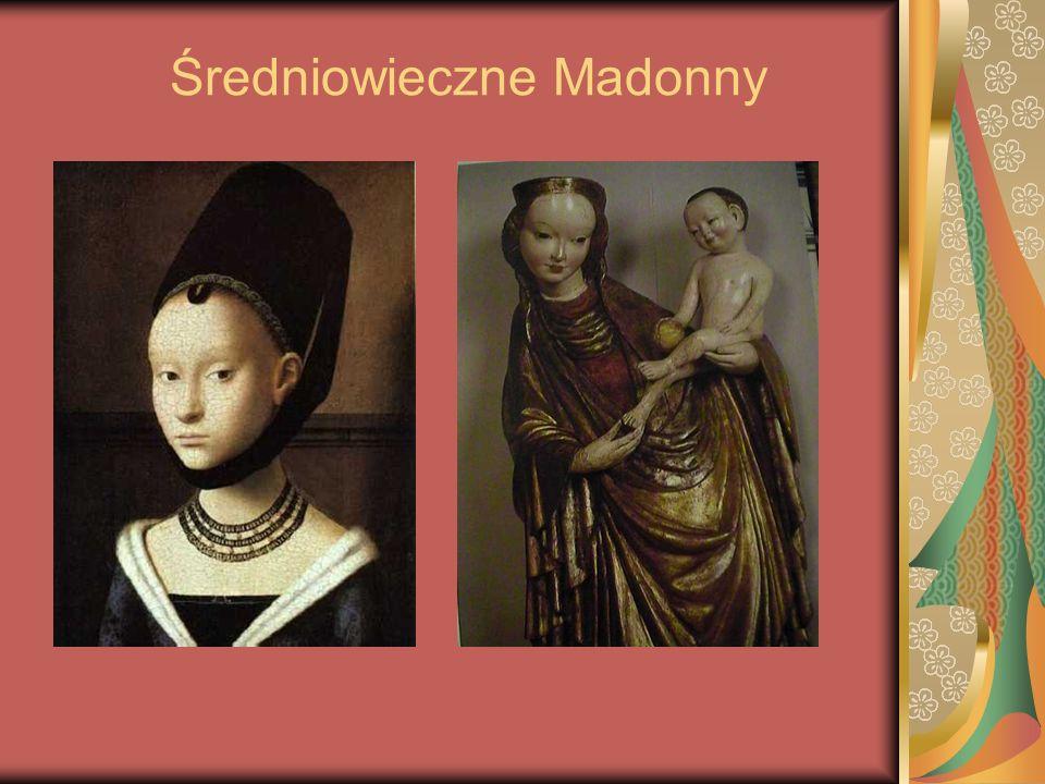Średniowieczne Madonny