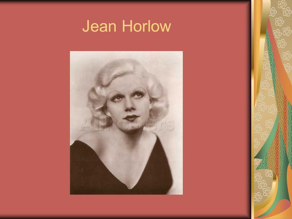 Jean Horlow