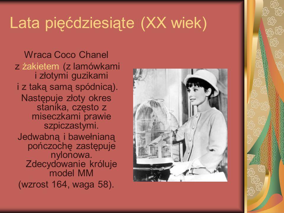 Lata pięćdziesiąte (XX wiek)