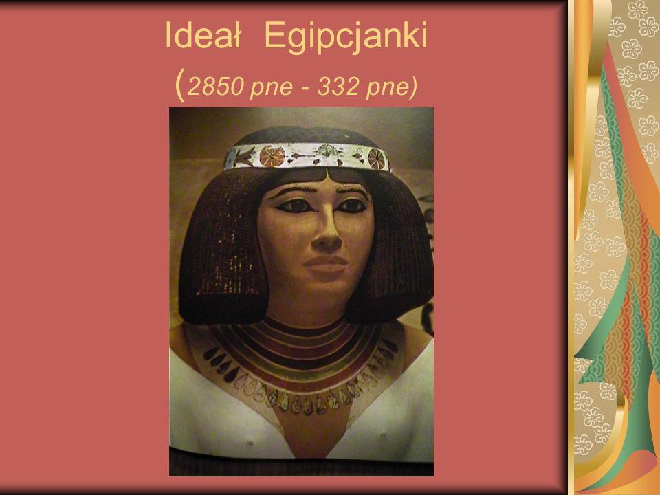 Ideał Egipcjanki (2850 pne - 332 pne)