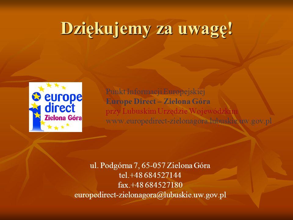 ul. Podgórna 7, 65-057 Zielona Góra