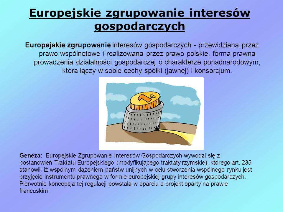 Europejskie zgrupowanie interesów gospodarczych