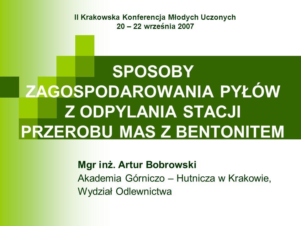 II Krakowska Konferencja Młodych Uczonych