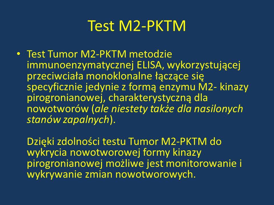Test M2-PKTM