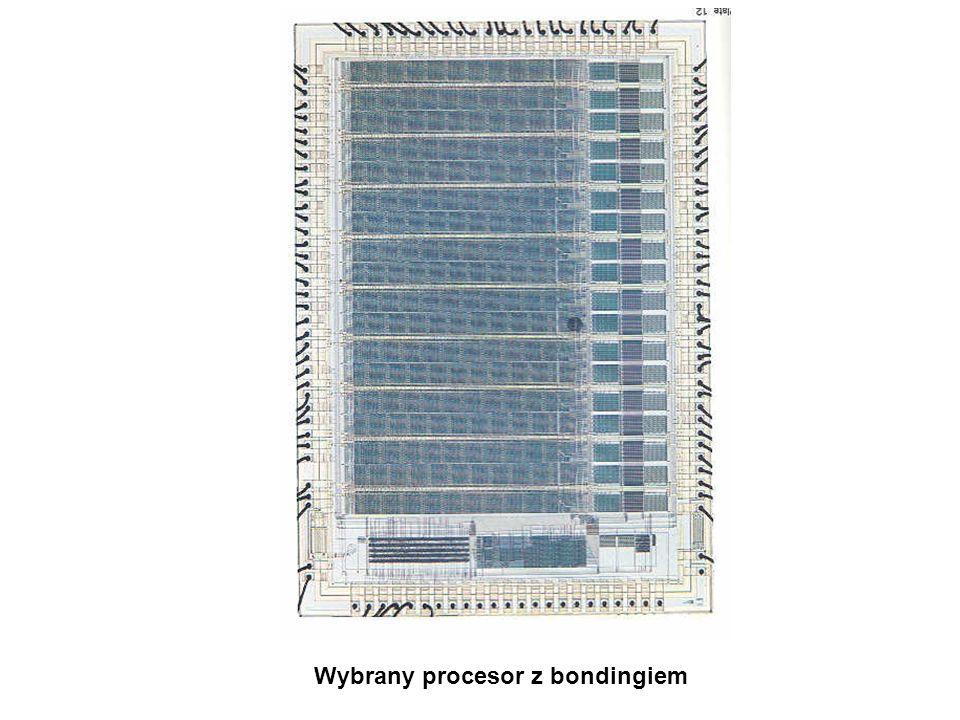Wybrany procesor z bondingiem