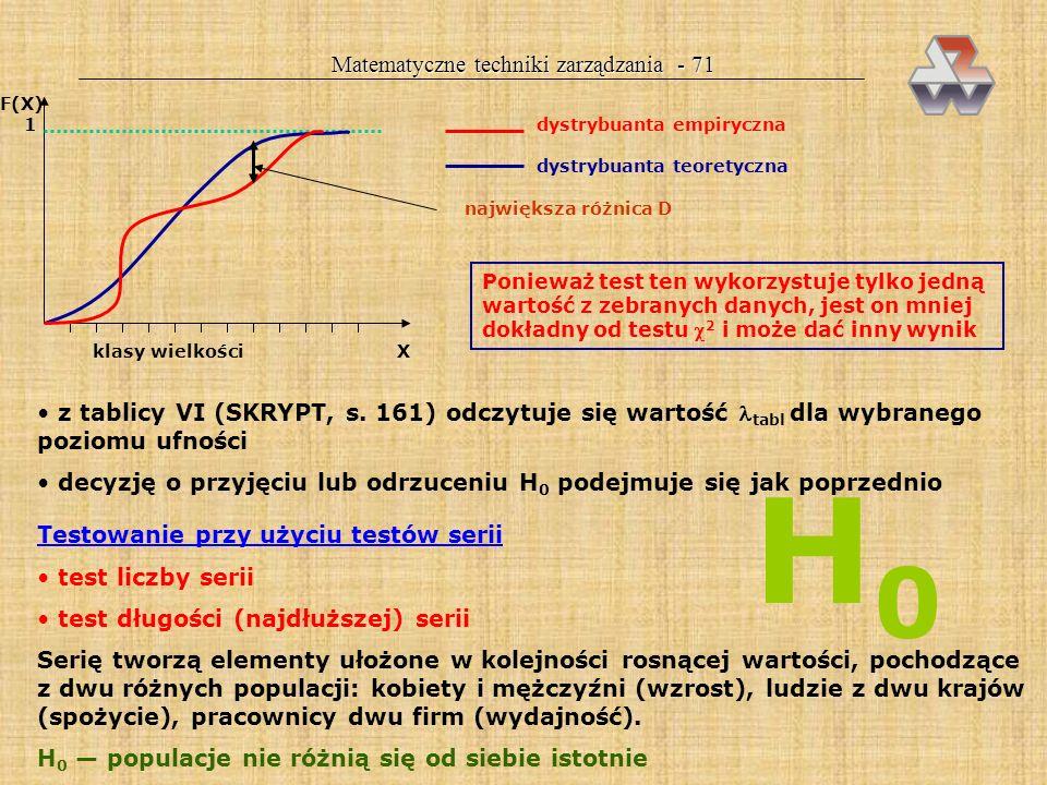 Matematyczne techniki zarządzania - 71