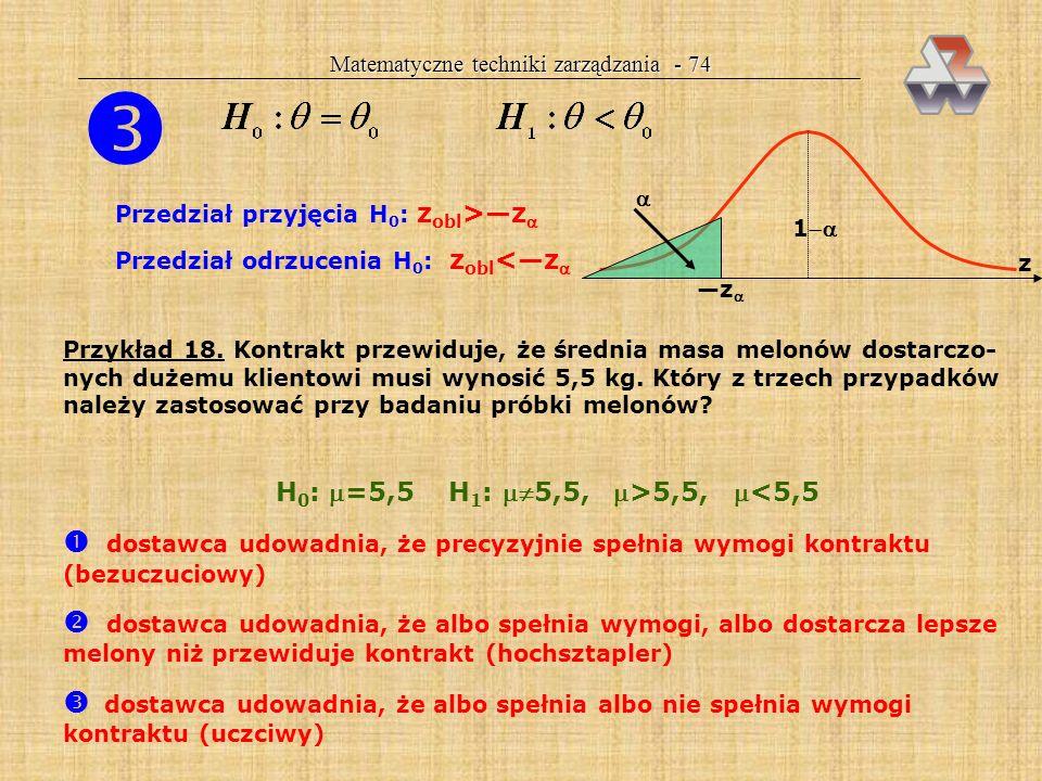 Matematyczne techniki zarządzania - 74