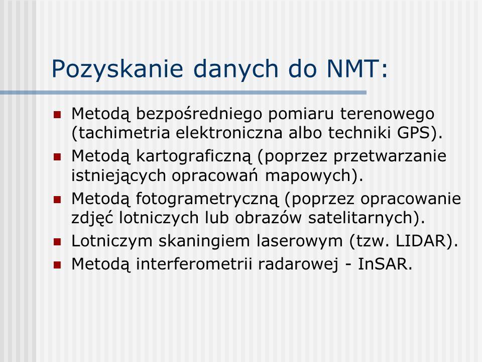 Pozyskanie danych do NMT: