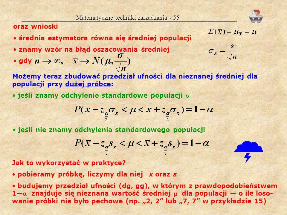 Matematyczne techniki zarządzania - 55
