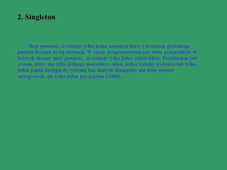 2. Singleton