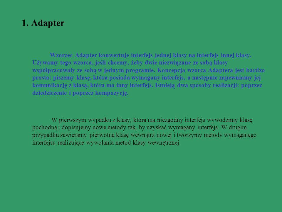 1. Adapter