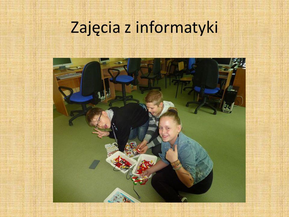 Zajęcia z informatyki