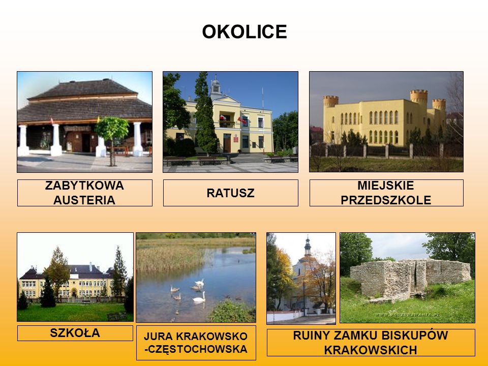 JURA KRAKOWSKO -CZĘSTOCHOWSKA