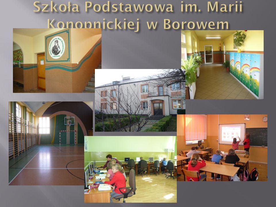 Szkoła Podstawowa im. Marii Konopnickiej w Borowem