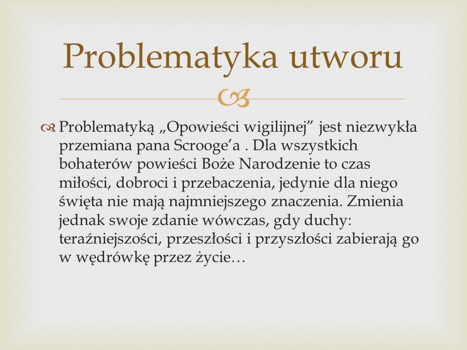 Problematyka utworu