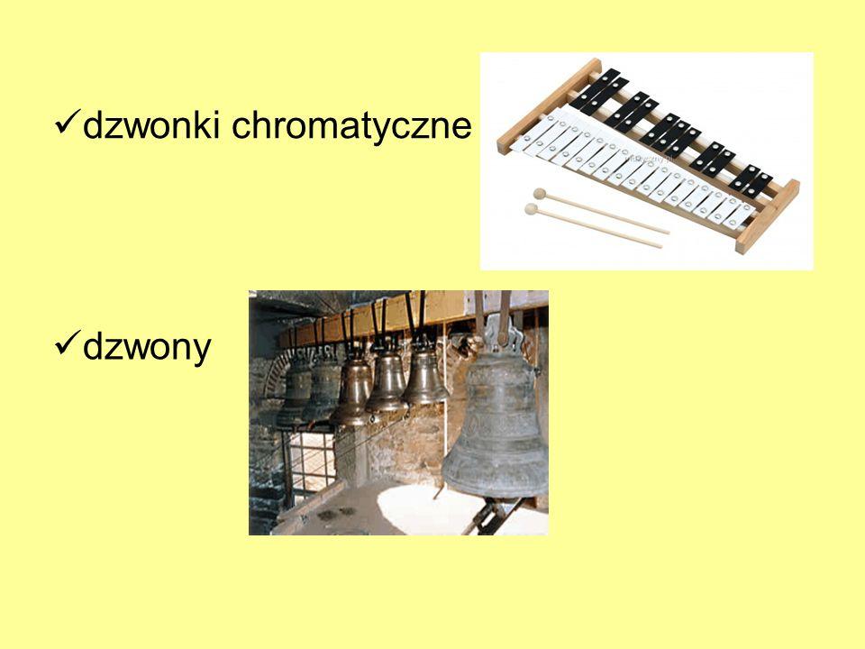 dzwonki chromatyczne