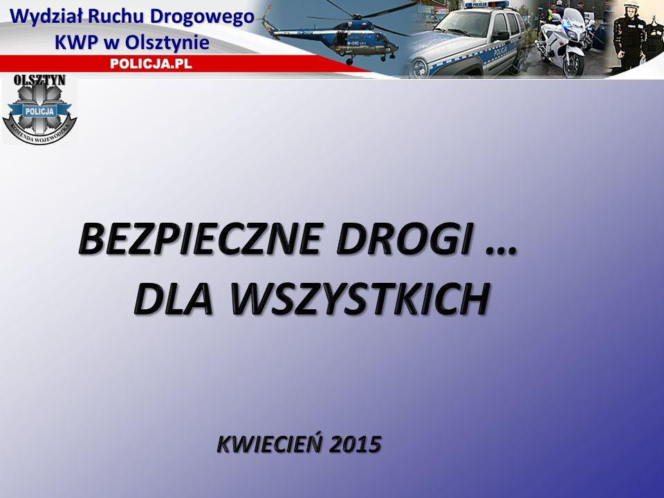 Wydział Ruchu Drogowego KWP w Olsztynie